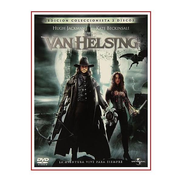 VAN HELSING ED COLECCIONISTA DVD 2004 Dirigida por Stephen Sommers