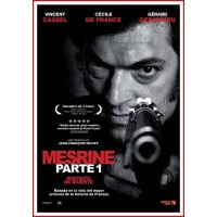 MESRINE PARTE 1: INSTINTO DE MUERTE DVD Dirección Jean-François Richet