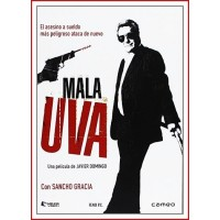 MALA UVA DVD 2004 CINE ESPAÑOL Dirigida por Javier Domingo