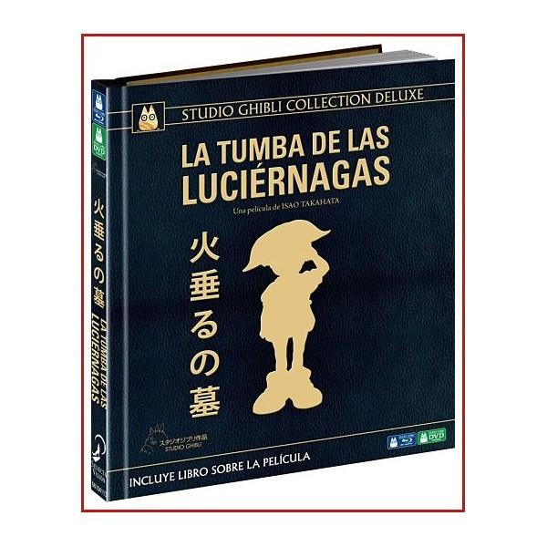 LA TUMBA DE LA LUCIERNAGAS BLU RAY 1988 Director: Isao Takahata