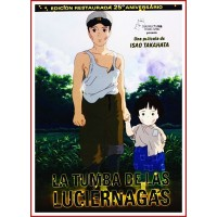 LA TUMBA DE LA LUCIERNAGAS DVD 1988 Director: Isao Takahata