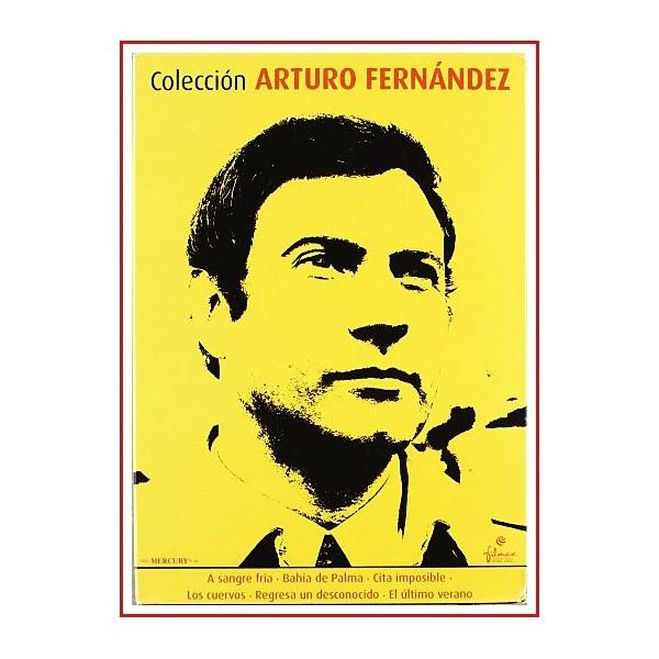 ARTURO FERNANDEZ PACK 6 PELÍCULAS DVD CINE ESPAÑOL