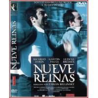 NUEVE REINAS DVD 2000 Dirección Fabián Bielinsky