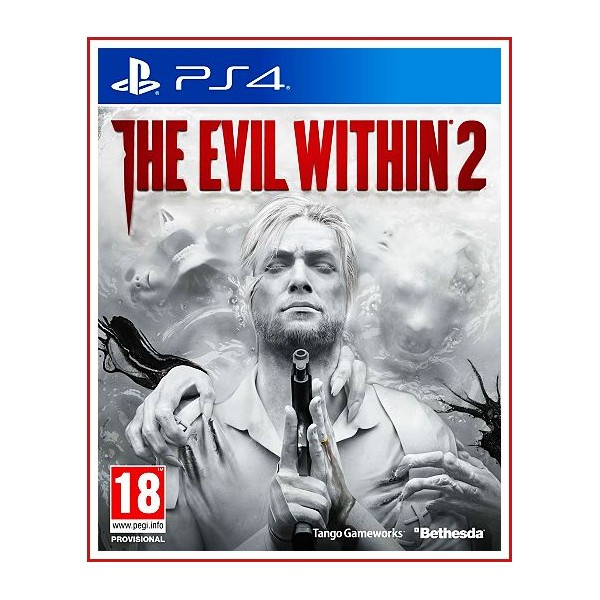 The Evil Within 2 Ps4 2017