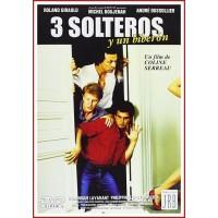 3 SOLTEROS Y UN BIBERÓN DVD 1985 Adopción