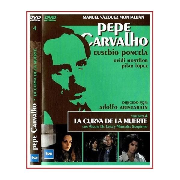 PEPE CARVALHO LA CURVA DE LA MUERTE