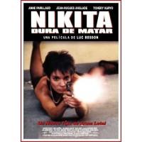 NIKITA DURA DE MATAR (La femme Nikita)