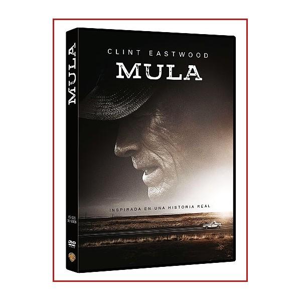 MULA DVD 2018 Dirección Clint Eastwood