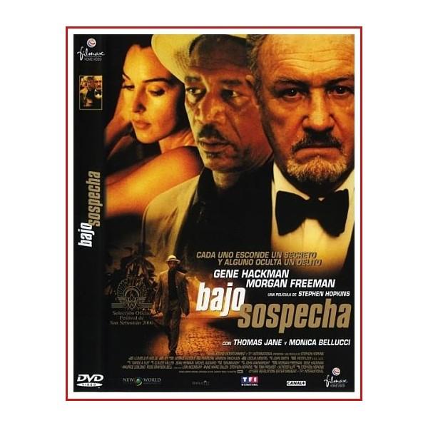 BAJO SOSPECHA DVD 2000 Dirección Stephen Hopkins