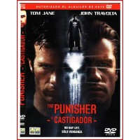 CARATULA DVD EL CASTIGADOR (THE PUNISHER)