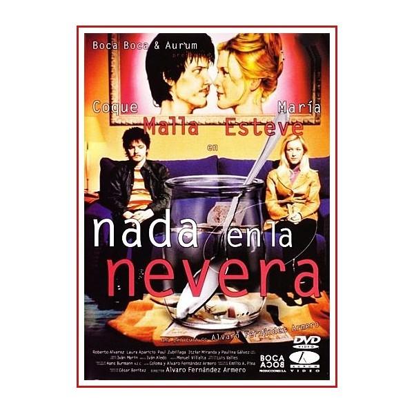 NADA EN NADA EN LA NEVERA DVD 1998 Dirigida por Álvaro Fernández Armero