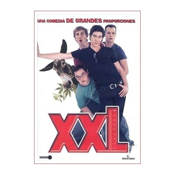 CARATULA DVD ORIGINAL XXL