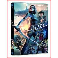 ALITA ÁNGEL DE COMBATE DVD 2019 Director Robert Rodriguez