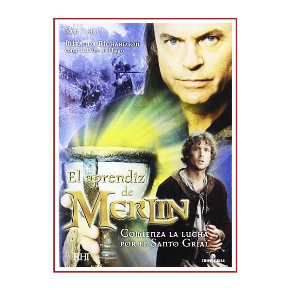 EL APRENDIZ DE MERLIN (DVD)[2006]
