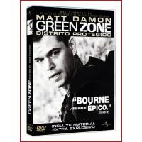 GREEN ZONE DISTRITO PROTEGIDO DVD 2010 Dirección Paul Greengrass