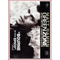 GREEN ZONE DISTRITO PROTEGIDO DVD 2010 Dirección Paul Greengrass