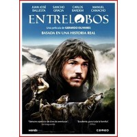 ENTRELOBOS DVD 2010 CINE ESPAÑOL Dirección Gerardo Olivares