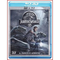 JURASSIC WORLD 3D Blu Ray 2015 Dirigida por Colin Trevorrow
