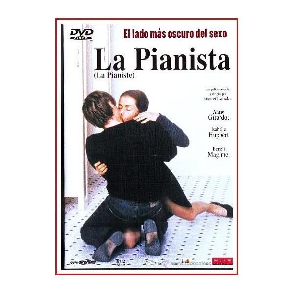 LA PIANISTA DVD 2001 Dirigida por Michael Haneke Drama psicológico