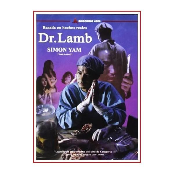 DR. LAMB (Gou yeung yi sang) DVD 1992 Thriller-Terror