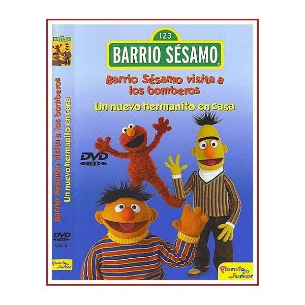 BARRIO SÉSAMO (UN NUEVO HERMANITO EN CASA)