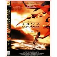 1492 LA CONQUISTA DEL PARAISO DVD 1992 Dirección Ridley Scott