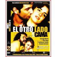 EL OTRO LADO DE LA CAMA DVD 2002 CINE ESPAÑOL D.Emilio Martínez-Lázaro
