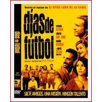 DÍAS DE FÚTBOL DVD 2003 CINE ESPAÑOL Dirección David Serrano