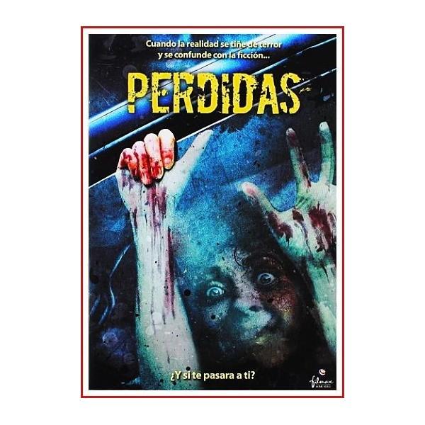 PERDIDAS DVD 2006 Terror-Gore Dirigida por Greg Swinson-Ryan Thiessen