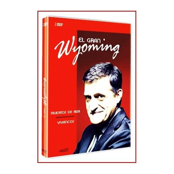 EL GRAN WYOMING: MUERTOS DE RISA + VIVANCOS 3 DVD CINE ESPAÑOL