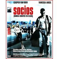 SOCIOS NUNCA CONFÍES EN ELLOS DVD 2000 Dirigida por Joey Travolta