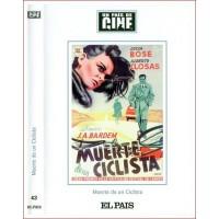 CARATULA DVD MUERTE DE UN CICLISTA