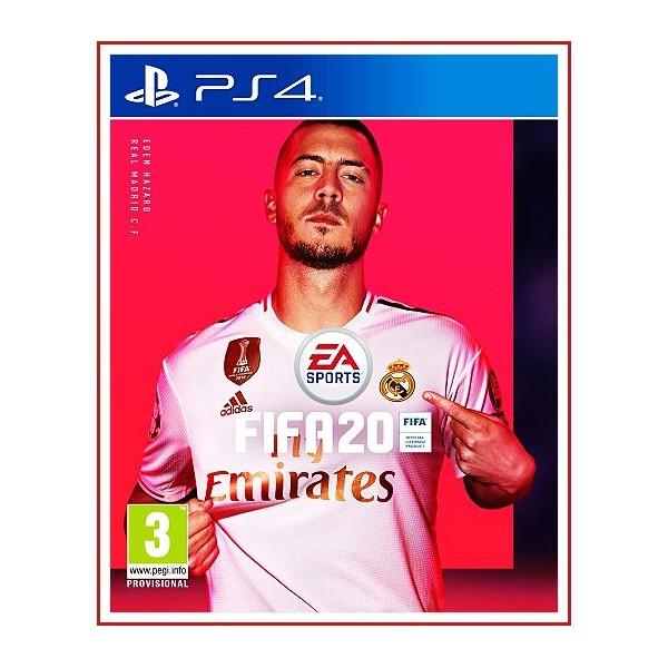 FIFA 20 PS4 - EDICIÓN ESTANDAR INTELIGENCIA FUTBOLISTICA
