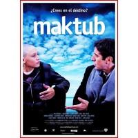 MAKTUB DVD 2011 CINE ESPAÑOL Dirección Paco Arango