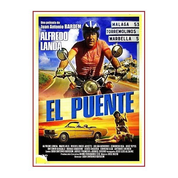 EL PUENTE DVD 1977 CINE ESPAÑOL Dir. Juan Antonio Bardem (Road Movie)