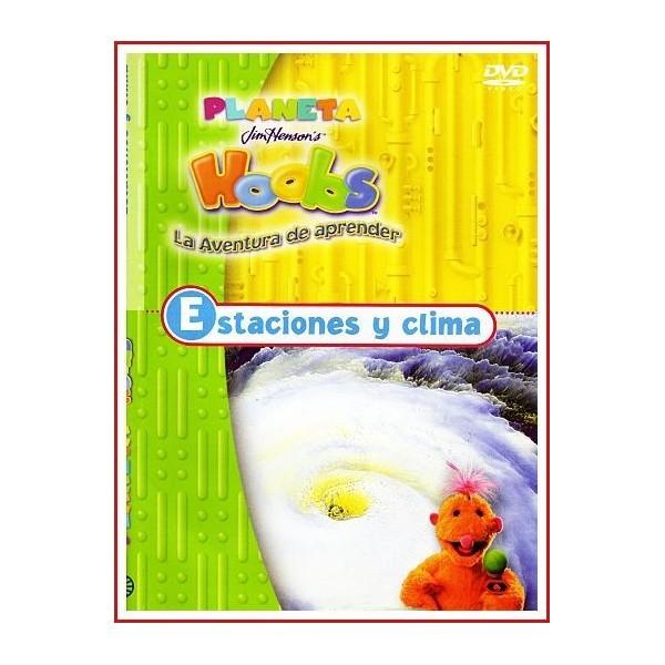 PLANETA HOOBS ESTACIONES Y CLIMA