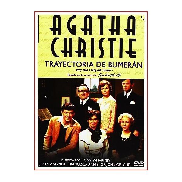 EL CASO DE LA MUJER DESAPARECIDA-EL CRUJIDOR DVD 1983 Años 20-Telefilm