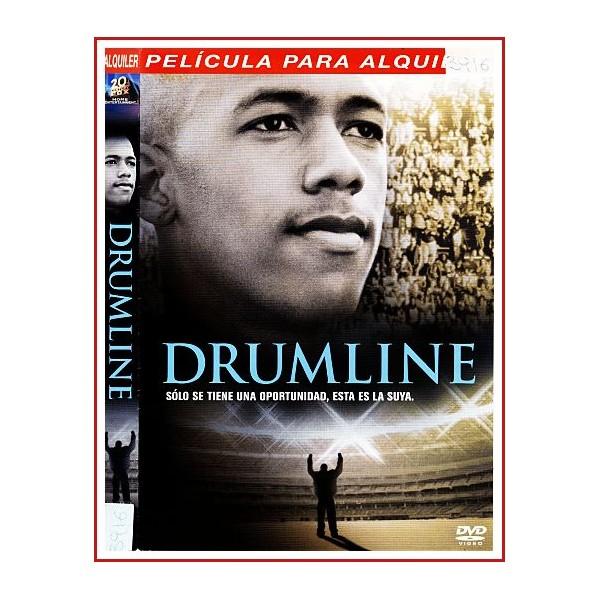 CARATULA ORIGINAL DVD DRUMLINE