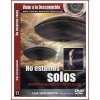 NO ESTAMOS SOLOS DVD DOCUMENTAL Director Fernando Jiménez del Oso