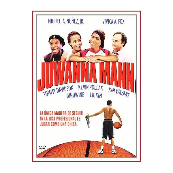 JUWANNA MANN DVD 2002 Dirección Jesse Vaughan