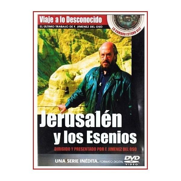VIAJE A LO DESCONOCIDO: JERUSALÉN Y LOS ESENIOS DVD 2005 Dirigida por Fernando Jimenes del Oso