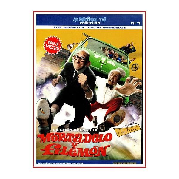 MORTADELO Y FILEMON LA GRAN AVENTURA DVD 2003 Director Javier Fesser