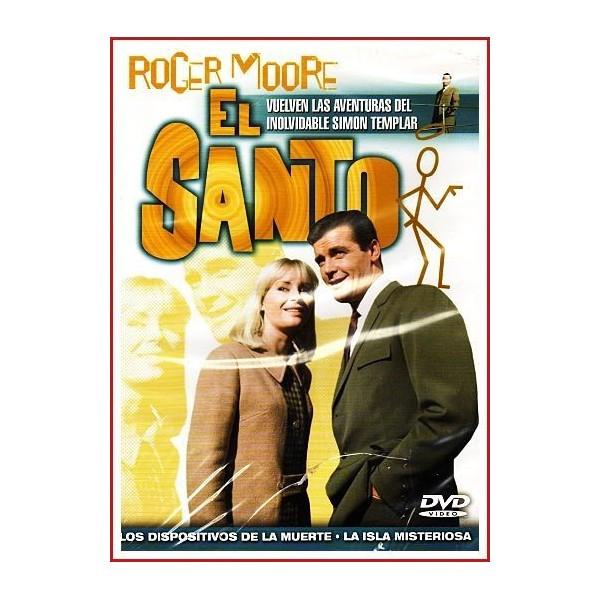 EL SANTO: LOS DISPOSITIVOS DE LA MUERTE-LA ISLA MISTERIOSA DVD 1962