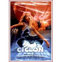 CICLON (AL FILO DE LA MUERTE)