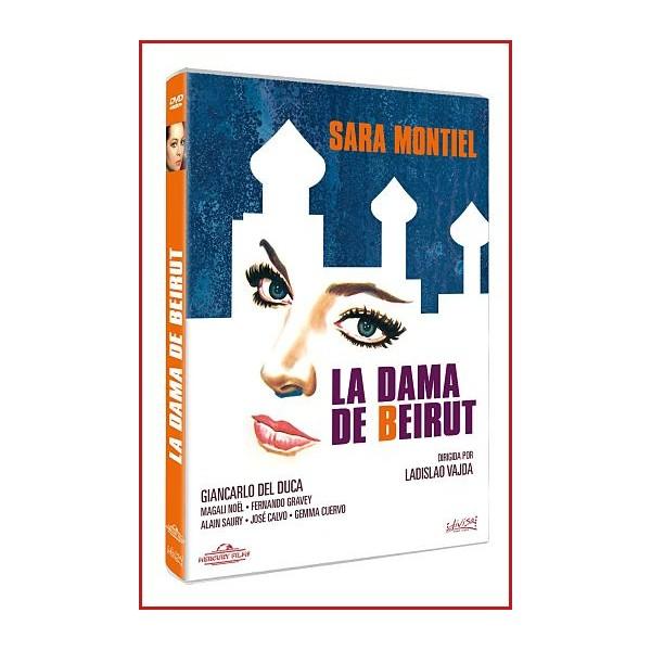 LA DAMA DE BEIRUT DVD 1965 CINE ESPAÑOL Dirección Ladislao Vajda