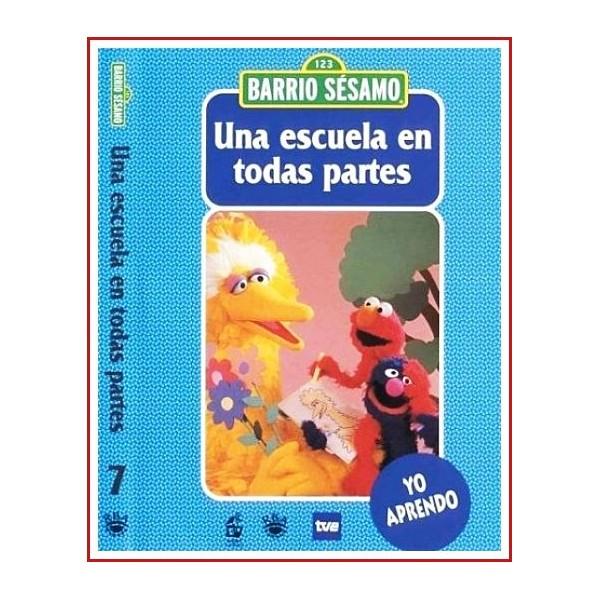 Barrio Sésamo: Una escuela en todas partes DVD 2003
