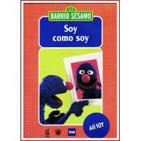 BARRIO SÉSAMO SOY COMO SOY DVD 2003 Dirigida por Jon Stone