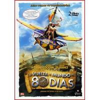 LA VUELTA AL MUNDO EN 80 DIAS EDICIÓN 2 DVD 2004