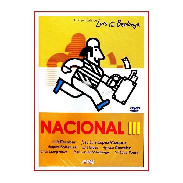 NACIONAL III DVD 1982 CINE ESPAÑOL Dirigida por Luis García Berlanga