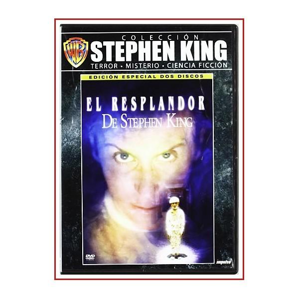 EL RESPLANDOR DE STEPHEN KING 1997 EDICIÓN ESPECIAL 2 DISCOS DVD